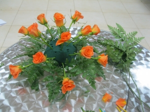 קורס שזירת פרחים למתחילים