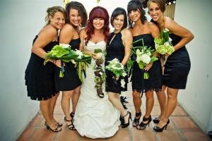 עיצוב הפרחים לחתונה בארצות הברית