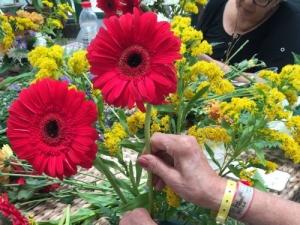 לימודי תרפיה באמצעות בפרחים הכשרת מטפלים